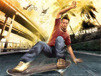 老舗スケボーゲーム「トニー・ホーク プロスケーター」がPS4で2015年に発売決定!トニー氏のアクションカムトレーラーも公開!!
