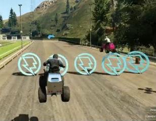 「GTAオンライン」でマリオカートwww