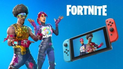 Nintendo-Switch-fortnite