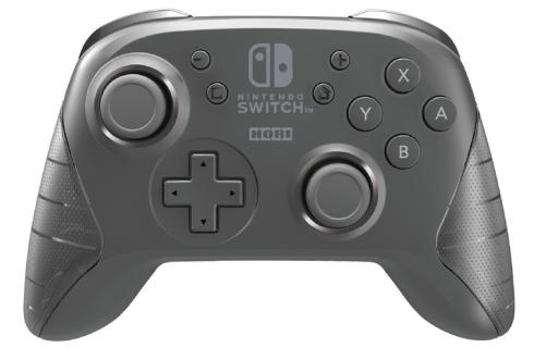 【朗報】HORI、Switchに低価格版 真のプロコン発売!無線で加速度&ジャイロセンサー搭載 「ワイヤレスホリパッド for Nintendo Switch」スマブラSPはこれで決まり!!
