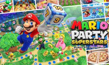 【朗報】Switch「マリオパーティ スーパースターズ」、ガチで面白そう