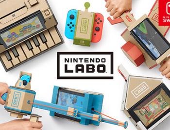 任天堂の新しい遊び『Nintendo Labo』、絶対面白いヤツだろこれwwww