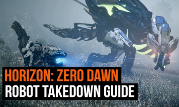 「Horizon Zero Dawn」 発売直前最新トレーラーが追加公開!