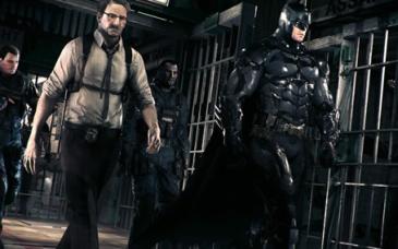 「バットマン:アーカム・ナイト」 アクションにスポットを当てたアーカム・インサイダー第5弾映像が公開!