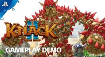 PS4「ナック ふたりの英雄と古代兵団」 WebCM  & ストーリートレーラーが公開!