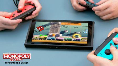 「モノポリー for Nintendo Switch」 発売開始 ローンチトレーラー
