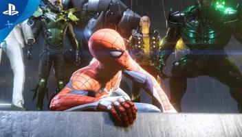 """PS4「スパイダーマン」""""ヒーロー""""トレーラーや最新プレビュー映像が公開!"""