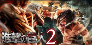 PS4/Switch/Vita 「進撃の巨人2」TVCM第3弾が公開!