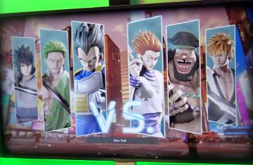 PS4/XB1「JUMP Force」ベジータや黒ひげ、ヒソカや一護がバトルを繰り広げる直撮りプレイ映像が公開!