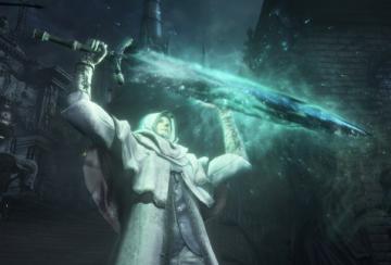 "PS4「Bloodborne」 新要素""連盟"" 新武器『月光の聖剣』 次回無料アップデートで実装"