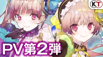 Switch/PS4/PSV「リディー&スールのアトリエ」 PV第2弾が公開!