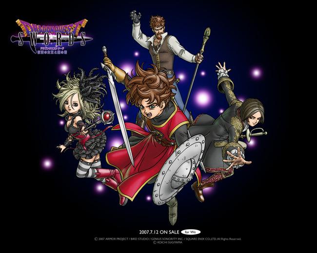 【売上対決】「ドラゴンクエストヒーローズ 闇竜と世界樹の城」VS「ドラゴンクエストソード 仮面の女王と鏡の塔」