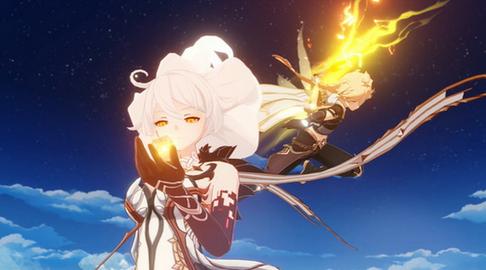 話題のオープンワールドRPG「原神」2020年7月よりファイナルクローズドβテスト開始!