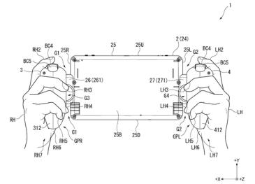 【衝撃】ソニーの新型携帯ゲーム機らしき特許がガチっぽいと話題に PSVitaの後継機クル━━━(゜∀゜)━━━ッ!?