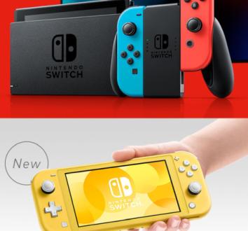 新型SwitchとSwitch Liteならどっち買ったほうがいいの?