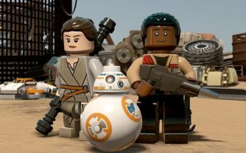 レゴシリーズ新作 『LEGO Star Wars: The Force Awakens』 映画の名シーンを再現した新たなゲームプレイトレーラーが公開
