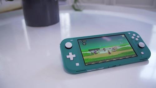 【郎報】Nintendo Switch Lite(19,980円)、思った以上に小さくてキレイだと話題に!!