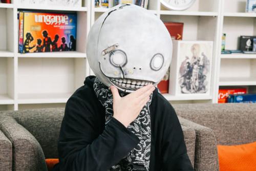 海外メディア「Switchにニーアオートマタは来る?」ヨコオタロウ「スクエニに聞いて下さい」