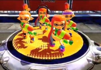WiiU「スプラトゥーン」 攻略 ネタバレ 感想  チャージャー シューター ローラー 最強は?