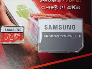 【郎報】任天堂からSwitchi用のmicrosd512GB、ついに届く