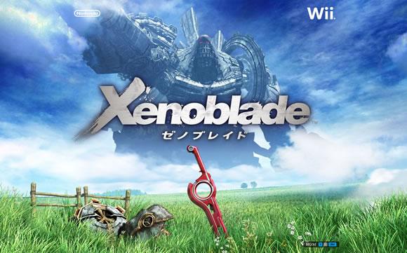 正直WiiUで「ゼノブレイド」出るの羨ましいよな
