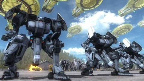 「地球防衛軍」ってゲームクソ面白いんだが