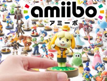 任天堂「amiiboを買ってくれた人にゲームをプレゼントします」