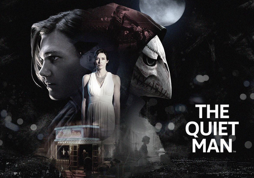 PS4/Steam「THE QUIET MAN」音・言葉・文字を使わない、スクエニ異例の新作アクション、11/1発売!!