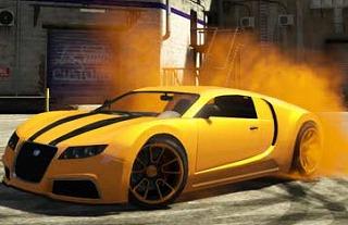 PS4版「GTA V」 ターボをチューンナップするとバグる!? ロックスターが声明