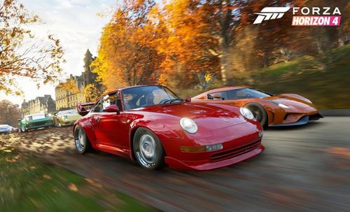 箱独占「Forza Horizon4」 発売開始!クオリティの高さに絶賛の声 「やっぱりスペック的にも箱がPS4上位互換」「協力プレイ報酬美味しいのに誰も来ないのが欠点」