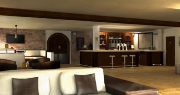 『PSHome』開発者が手がける新たな仮想空間『プロジェクトネビュラ』が始動!PS4/PC向けに新生活が始まるぞ!!