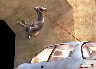 あのおバカすぎるヤギゲーがスマホに登場! iOS/Android版「Goat Simulator」リリース開始