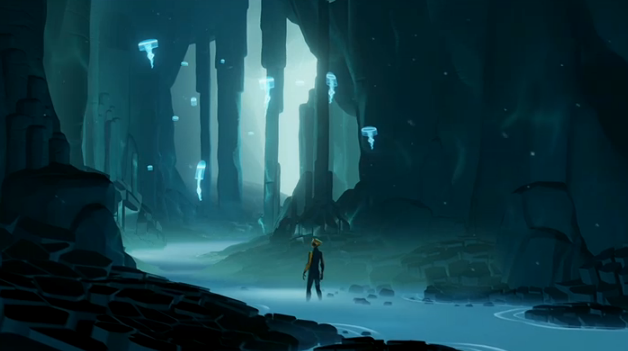 PS4新作「ABZU」発表! E3ソニーカンファレンス