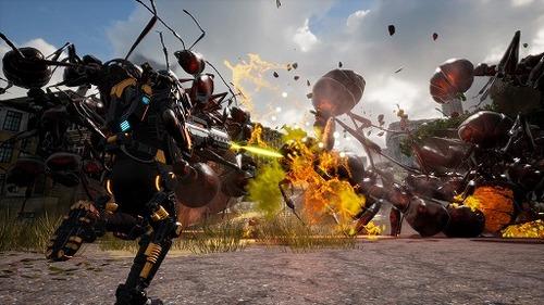 【朗報】PS4「EARTH DEFENSE FORCE: IRON RAIN」、好評につき予約完売店続出!これは予想を超える初動になるかも!?