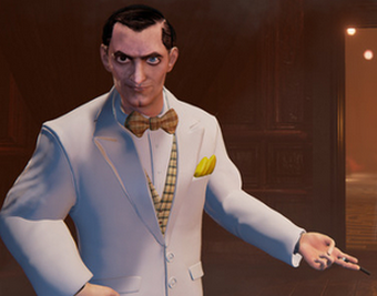 「バイオショック」シリーズの製作陣が手がける一人称超現実ゲーム『ザ・ブラック・グローブ』が奇妙で斬新すぎるwww