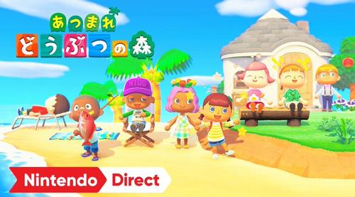 Switch「あつまれ どうぶつの森」ゲーム紹介最新映像が公開!