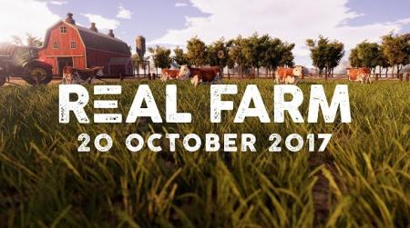 3D農業シミュレーター「Real Farm Sim」のゲームプレイトレーラーが公開!