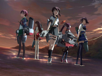 「劇場版 艦これ」 4DX、MX4D版が2月より公開決定!!