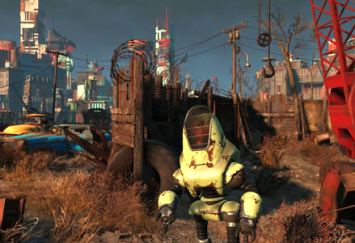 PS4「Fallout 4」 カスタマイズ、クラフトシステム、MOD 解説動画公開