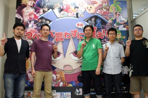 日本一ソフトウェア社長「任天堂さんのサポートは手厚い、わざわざ岐阜まで技術サポートに来てくれる」