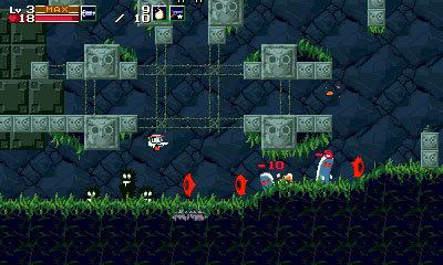 【朗報】「洞窟物語+ (Cave Story+)」 ニンテンドースイッチ版の日本発売が決定!初となるローカルCo-opプレイも無料アプデで実装!!