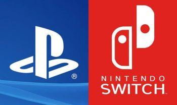 俺氏 PS4で買ったソフト17本、Switchで買ったソフト18本