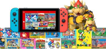 【朗報】Nintendo Online 配信ラインナップ発表!ダウンタウン熱血物語、ダブルドラゴン 10月熱血高校ドッジボール部など配信!!