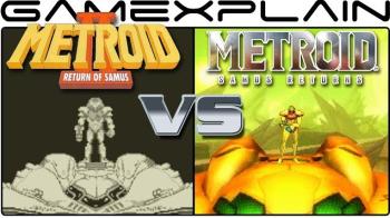 3DS「メトロイド サムスリターンズ」 ゲームボーイ版『メトロイドII』 との比較映像が公開!