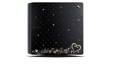 「キングダムハーツ HD2.8」 PS4コラボモデルが数量限定で発売決定!!