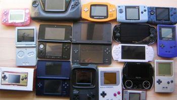 携帯ゲーム機ってGBAとPSPが最高だったよな