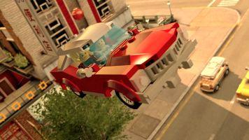 「レゴシティ アンダーカバー」 吹き替え版トレーラーが公開!登場する乗り物は100種類超え!!