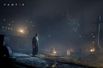 『ライフ イズ ストレンジ』開発チーム最新作 「Vampyr」 が発表!吸血鬼RPG、α版プレイ映像が公開
