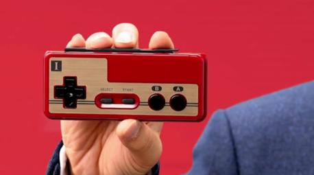 Nintendo Switch Online 加入者限定商品『ファミコンコントローラー』発売決定! 配信されるファミコンタイトルを懐かしのコントローラーで楽しめるぞ!!