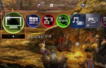 PS4版「ファイナルファンタジー10/10-2 HD」 初回限定特典はオリジナルカスタムテーマに決定!OPムービーカット採用した動的テーマ、カッコイイぞ!!